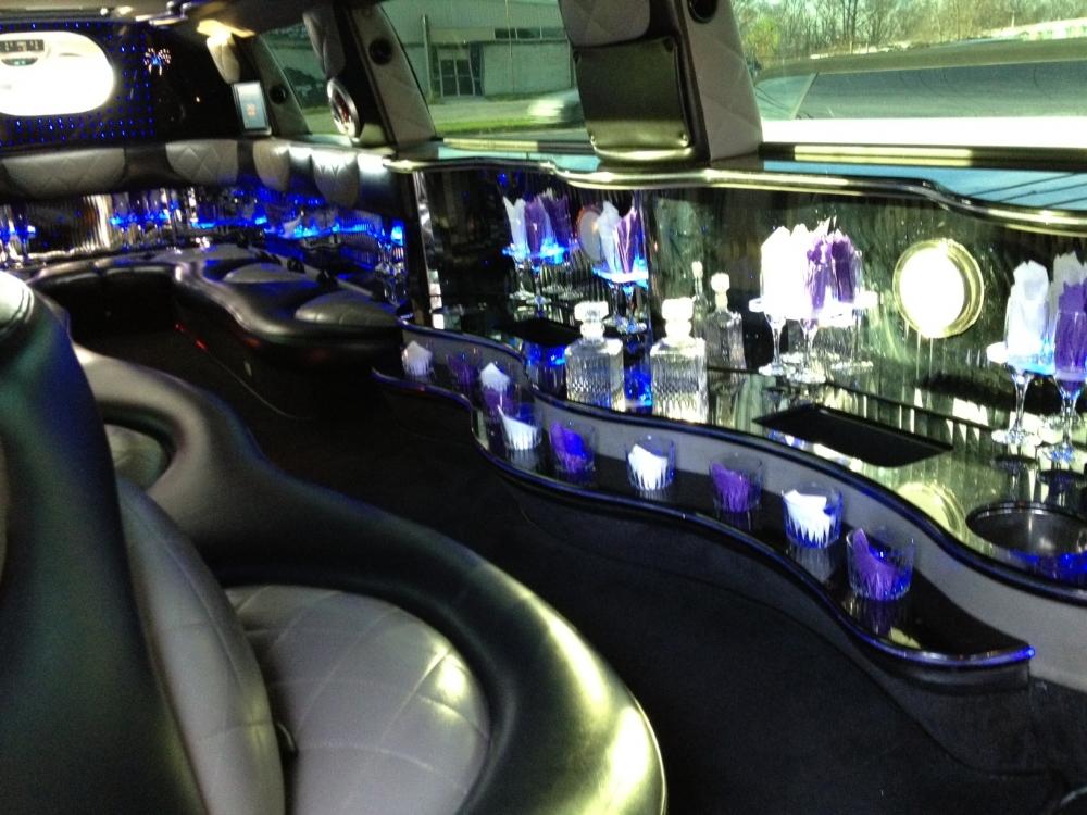 Chrysler Aspen limousine