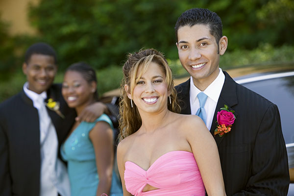 prom limousine packages