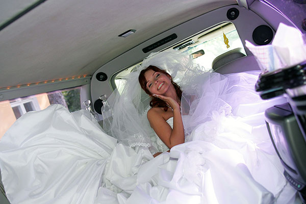wedding limousine packages